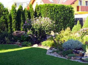 Realizace okrasných zahrad